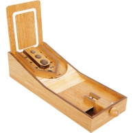 Flipper vintage en bois