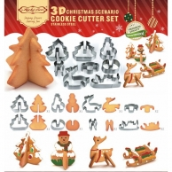 Emporte-pièces Biscuits 3D
