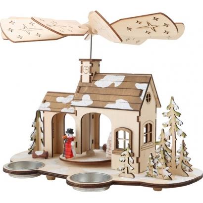 Pyramide de Noël