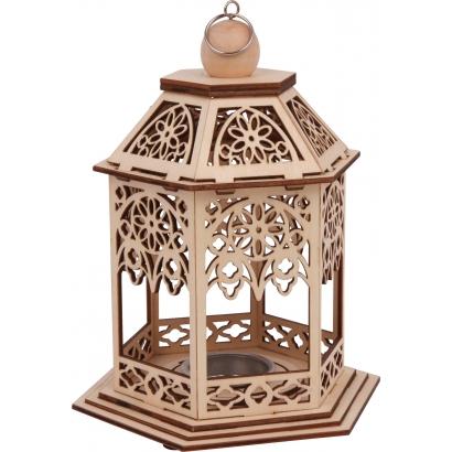 Lanterne Kiosque en bois