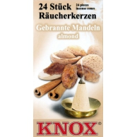Cônes d'encens KNOX Amandes grillées