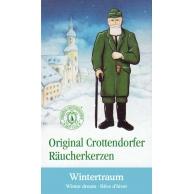 Cônes d'encens Rêve d'hiver Crottendorfer