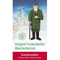 Cônes d'encens Magie de la cheminée Crottendorfer