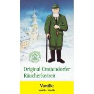 Cônes d'encens Vanille Crottendorfer