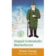 Cônes d'encens Orange Crottendorfer