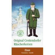 Cônes d'encens Canelle Crottendorfer