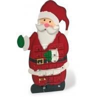 Calendrier de l'Avent «Père Noël»