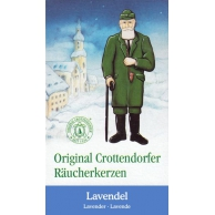 Cônes d'encens Lavande Crottendorfer
