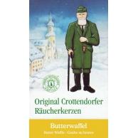 Cônes d'encens Gauffre au beurre Crottendorfer