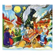 Calendrier de l'Avent Encens de Noël KNOX