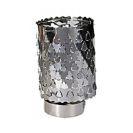 Manège à bougie lanterne Sapins