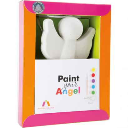 Ange à peindre et décorer