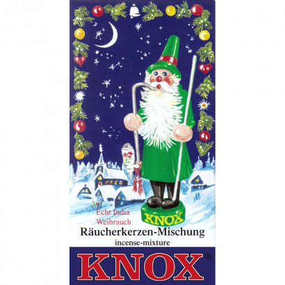 Cônes d'encens Mix de Noël Knox
