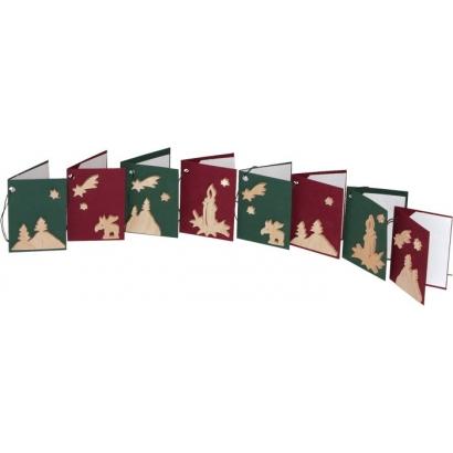 Cartes cadeaux ou de vœux pour les fêtes