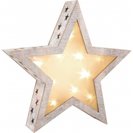 Grande Étoile lumineuse LED