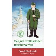 Cônes d'encens Santal Crottendorfer