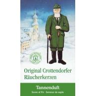 Cônes d'encens Senteur de sapin Crottendorfer