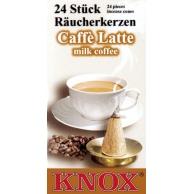 Cônes d'encens Café au lait KNOX