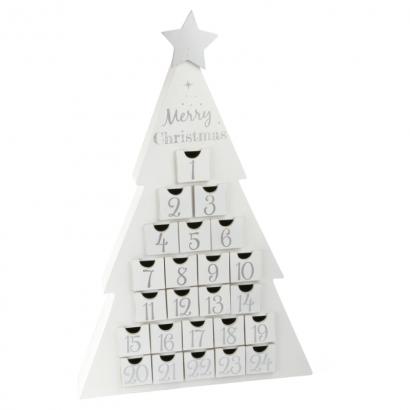 Calendrier de l'Avent Sapin de Noël