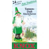 Cônes d'encens Pin Knox