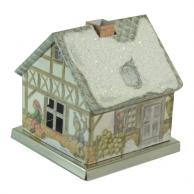 Maison encensoir Jeux d'hiver
