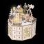 Calendrier de l'Avent Village de Noël et Pyramide