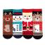 Chaussettes de Noël taille unique