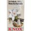 Cônes d'encens Vanille KNOX