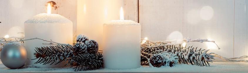 Lumières et illuminations de Noël