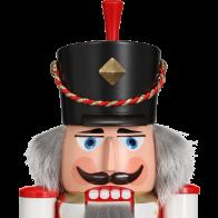 Soldat casse-noisette allemand